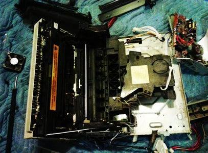 Transforming a Tenacious Printer Into an Extraordinary Edifice.