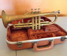 Giving a new life to an old Cornet/Trumpet