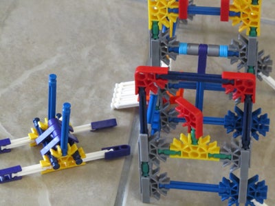 The Main Tower, Ball Queue, and Path Selector