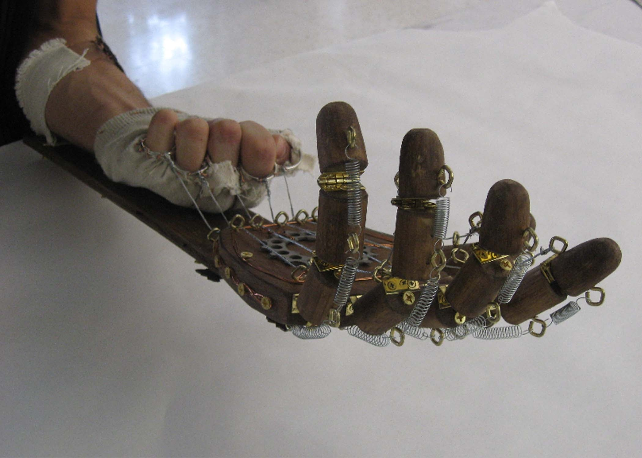 Mechanical Hand: 7 Steps (with Pictures)