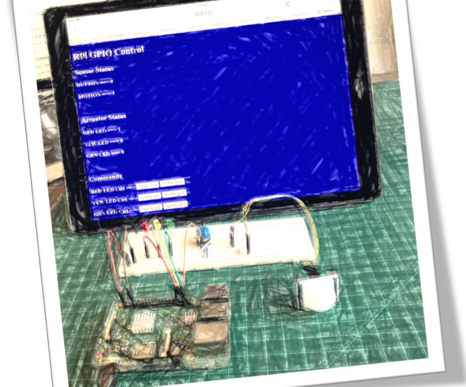 Python WebServer With Flask and Raspberry Pi: 9 Steps