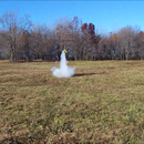 Helios 3: Homemade Rocket Candy Powered Rocket
