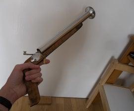 Large musket pistol prop
