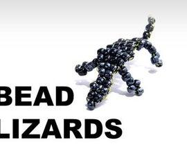 Bead Lizard
