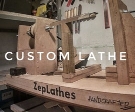 A Custom Lathe