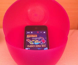 Quick and easy iphone amplifier - built by a kid!