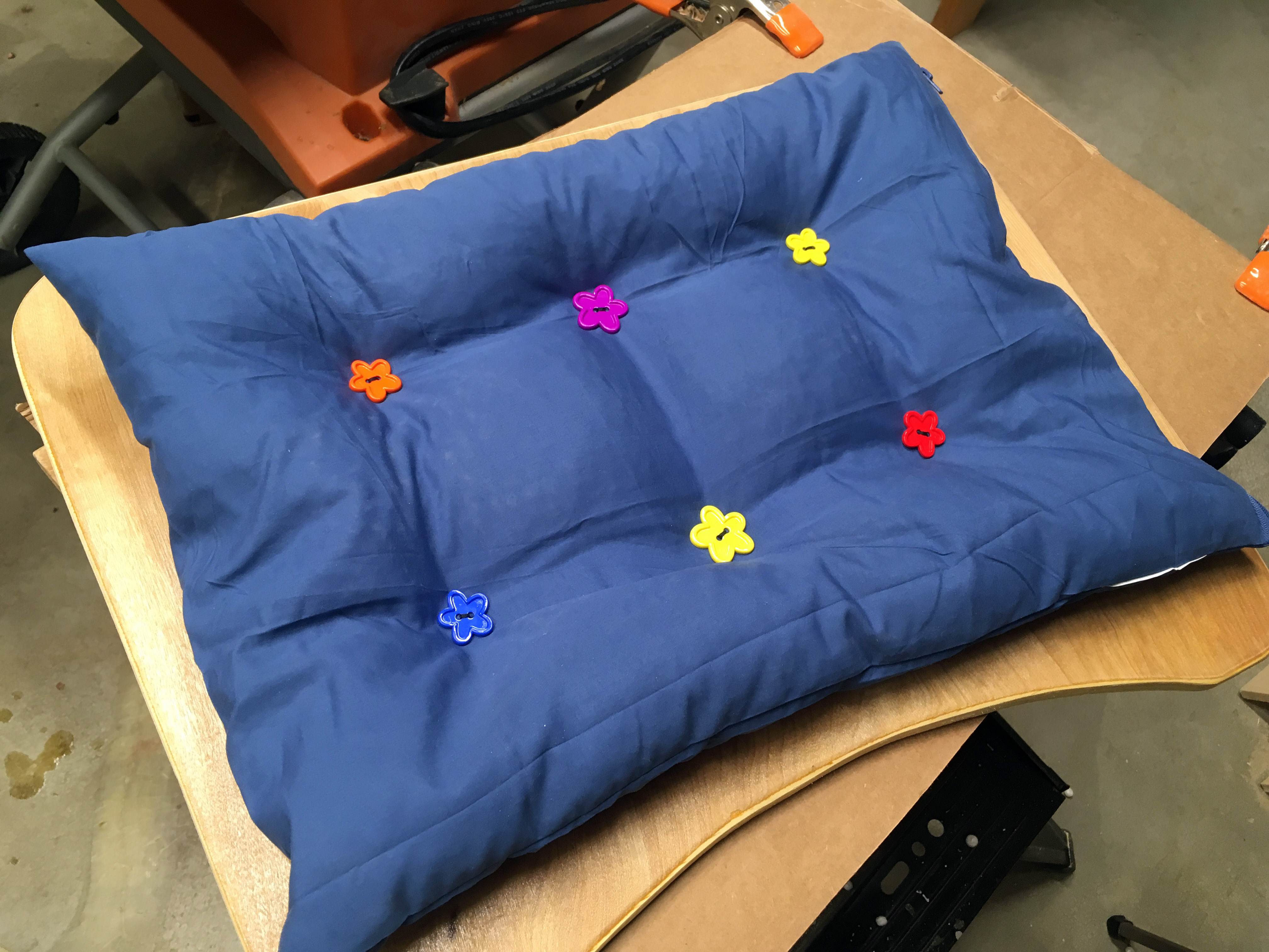 Picture of Pillow Preparation