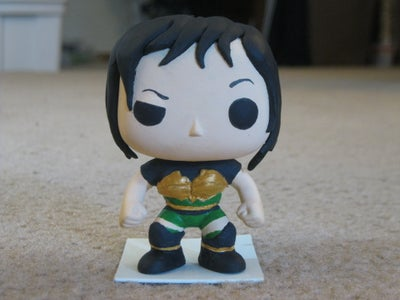 Finish Painting Your Figurine and Finish It Off!