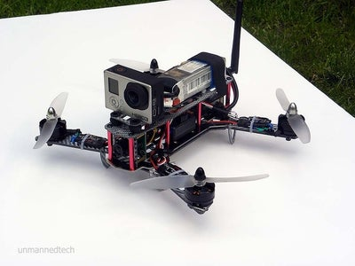 Finishing Off Your Quadcopter
