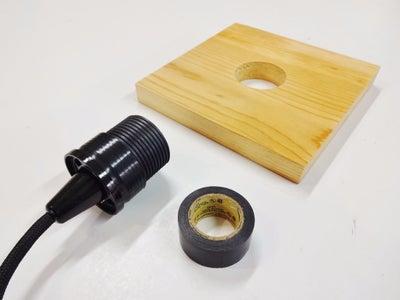 Prepare Wood Top