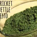Paleo Cricket Nettle Pesto