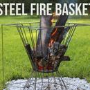 DIY Steel Fire Basket