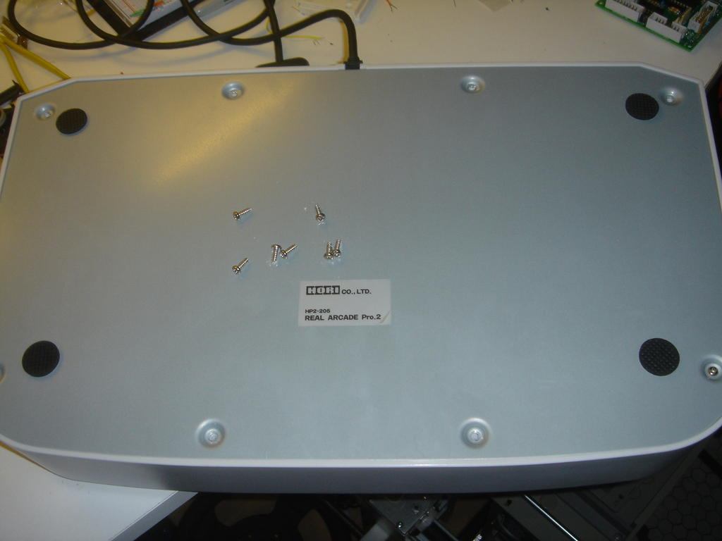 Picture of Remove Bottom Plate