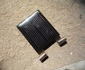 Mini Solar Phone Charger