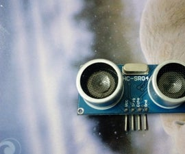 Getting started with Ultrasonic sensor in 3 simple steps