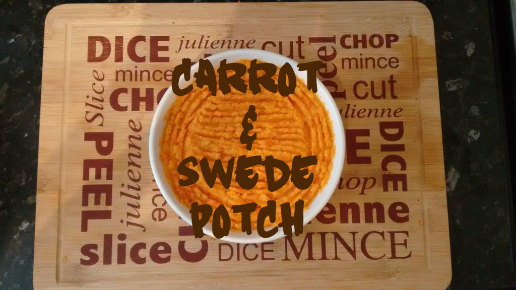 Picture of Carrot and Swede Potch (Mash)