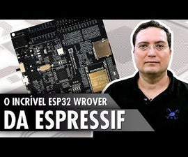 The Incredible ESP32 Wrover From Espressif