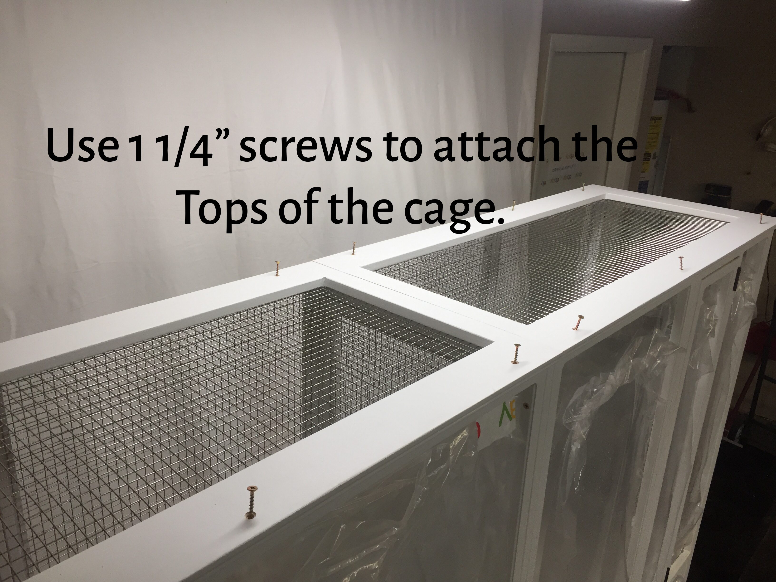 Picture of Cage Assembly