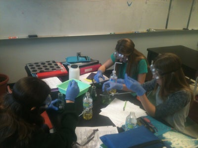 Extension Project #11 - Using Evidence and Exploring Science