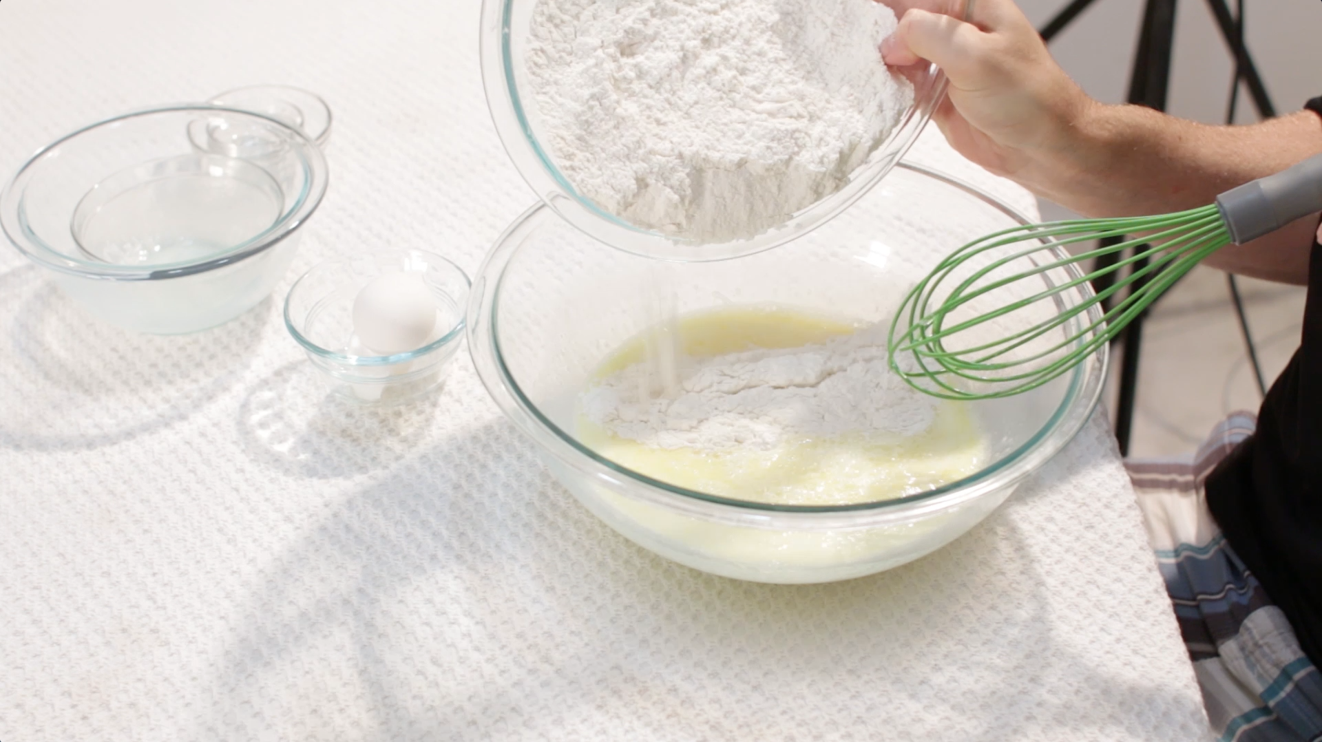 Picture of Add Flour Mixture