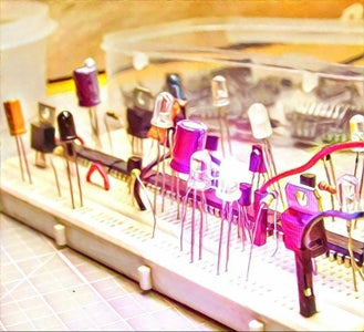 Update: 5 More BreadBoard Projects for Beginners