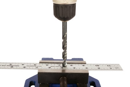 Drill the Ruler