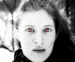 Twilight Zone(faded Vampire)Photo Edit