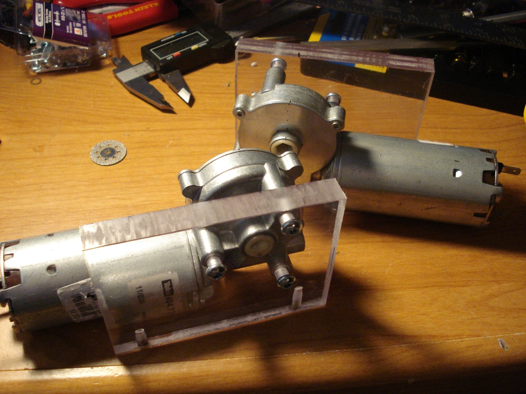 Picture of Drive Motors