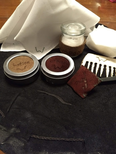 Picture of Clean Up Dad With This Homemade Personal Hygiene Kit!