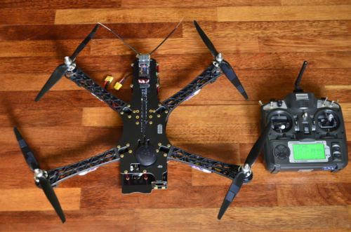 Picture of How To: Long Range FPV Quadcopter