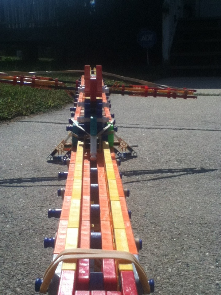 Picture of Knex Crossbow CENTER FIRE