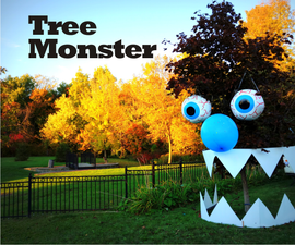 Tree Monster