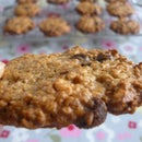Fast & Easy Chocolate Chip Oat Cookies