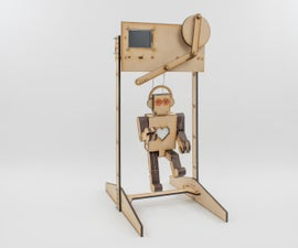 Touchscreen Controlled Marionette