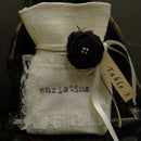 Escort and favor bags