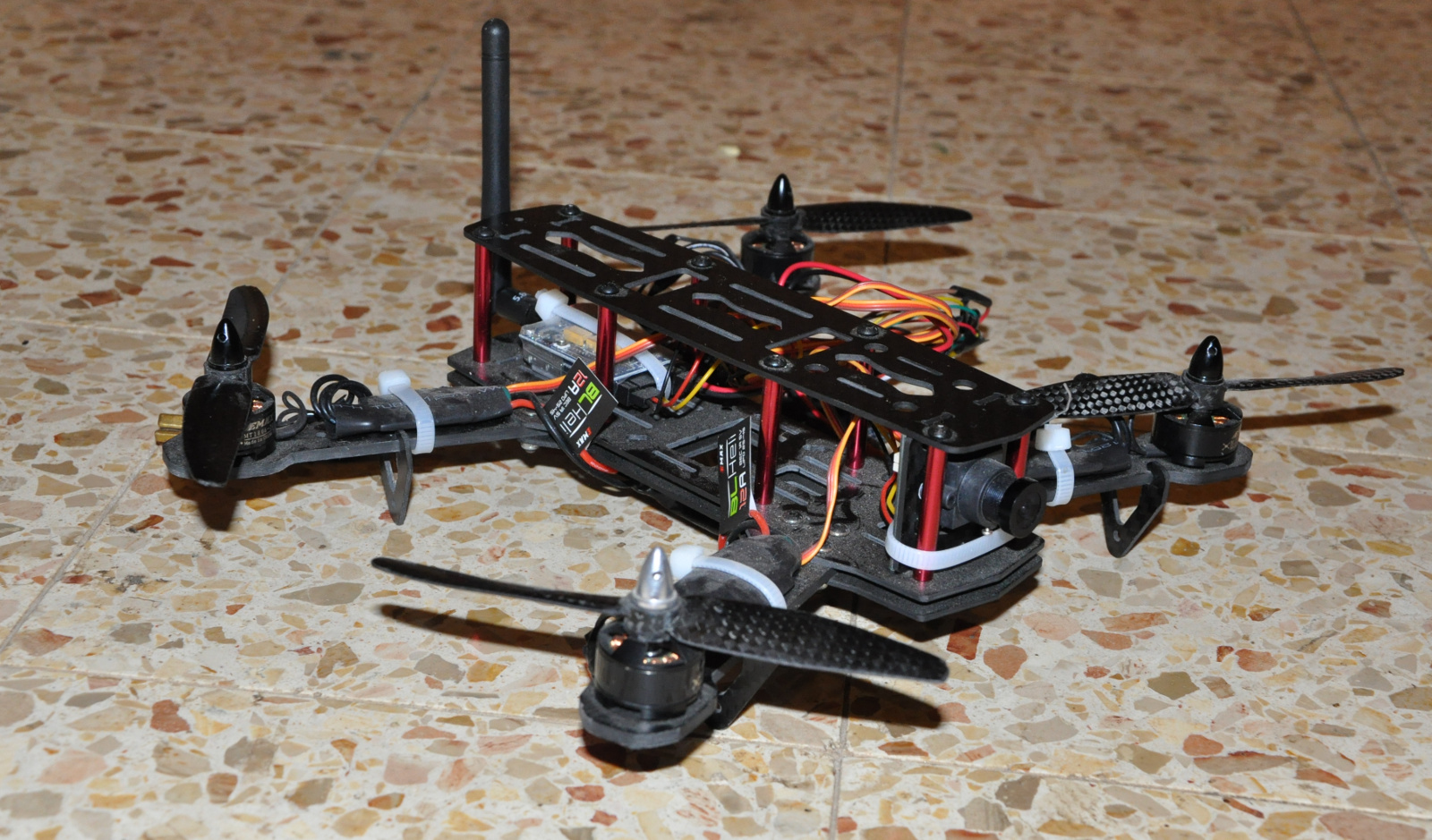Picture of QAV250 Racing FPV Quadcopter