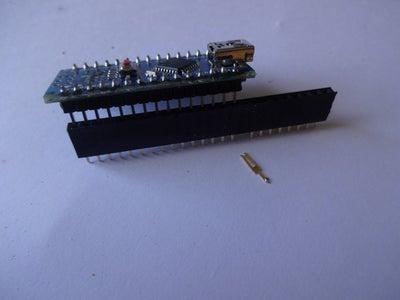 The Circuit Board -- Arduino Nano