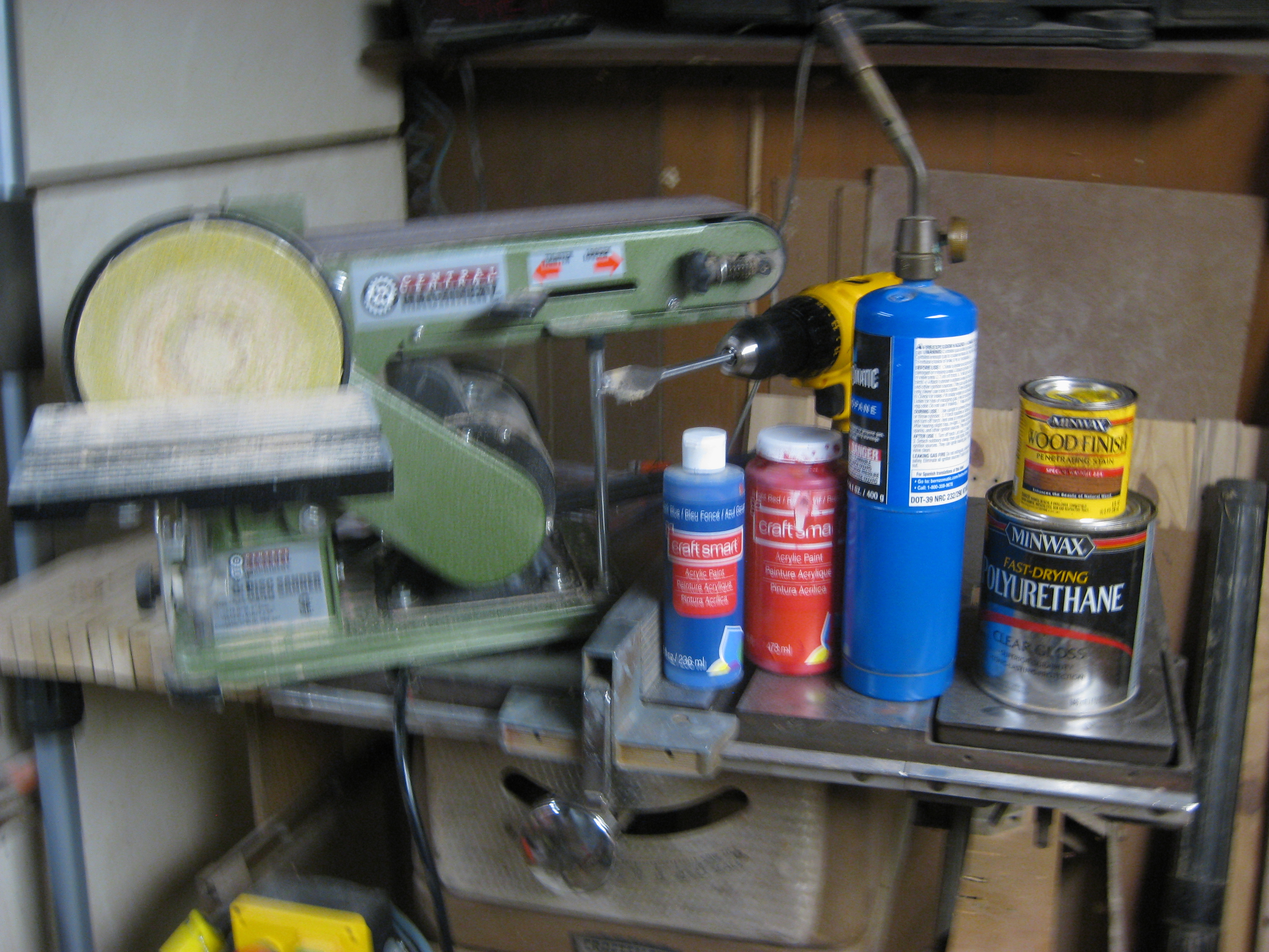 Picture of Tools & Supplys