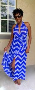 Draping Wrap Dress Using Muslin & Dress Form
