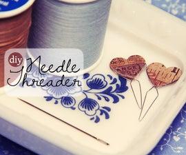 DIY Needle Threader