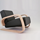 Armchair 400 by Aalto?