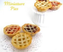 Miniature Pies
