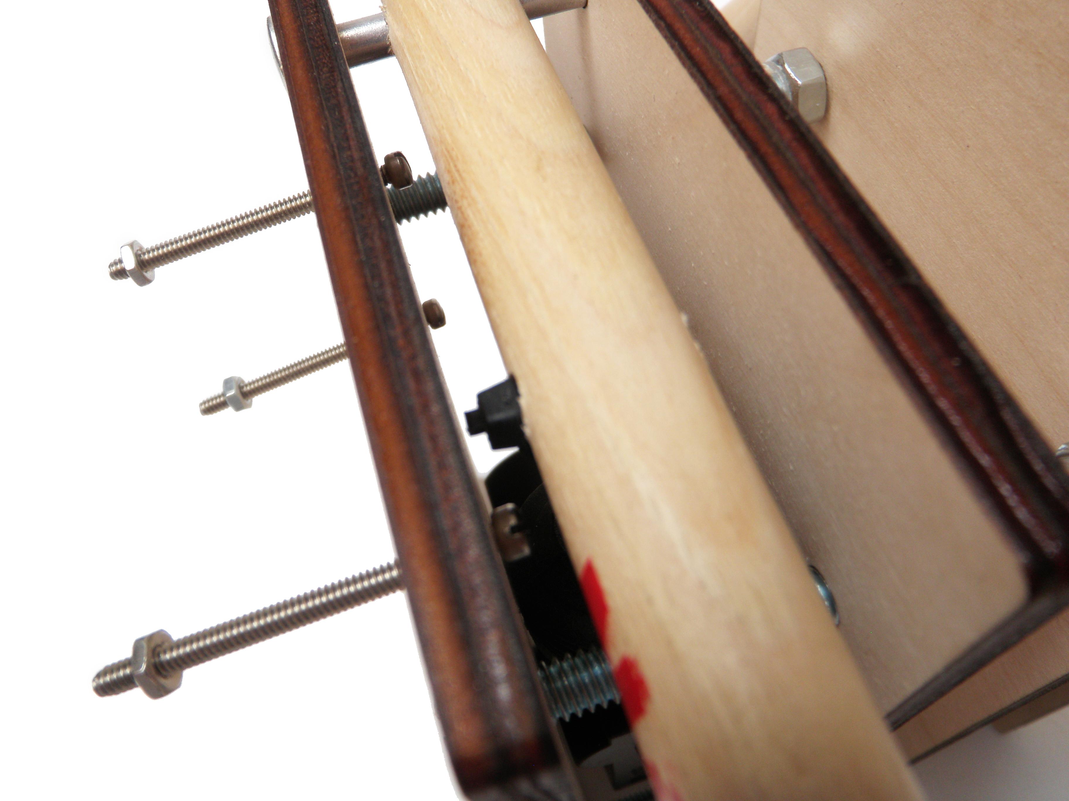 Picture of Attach Drum Sticks