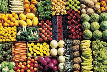 Fruits and Veggies = Important!