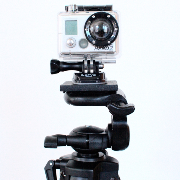 Picture of GoPro Tripod Stand Plate