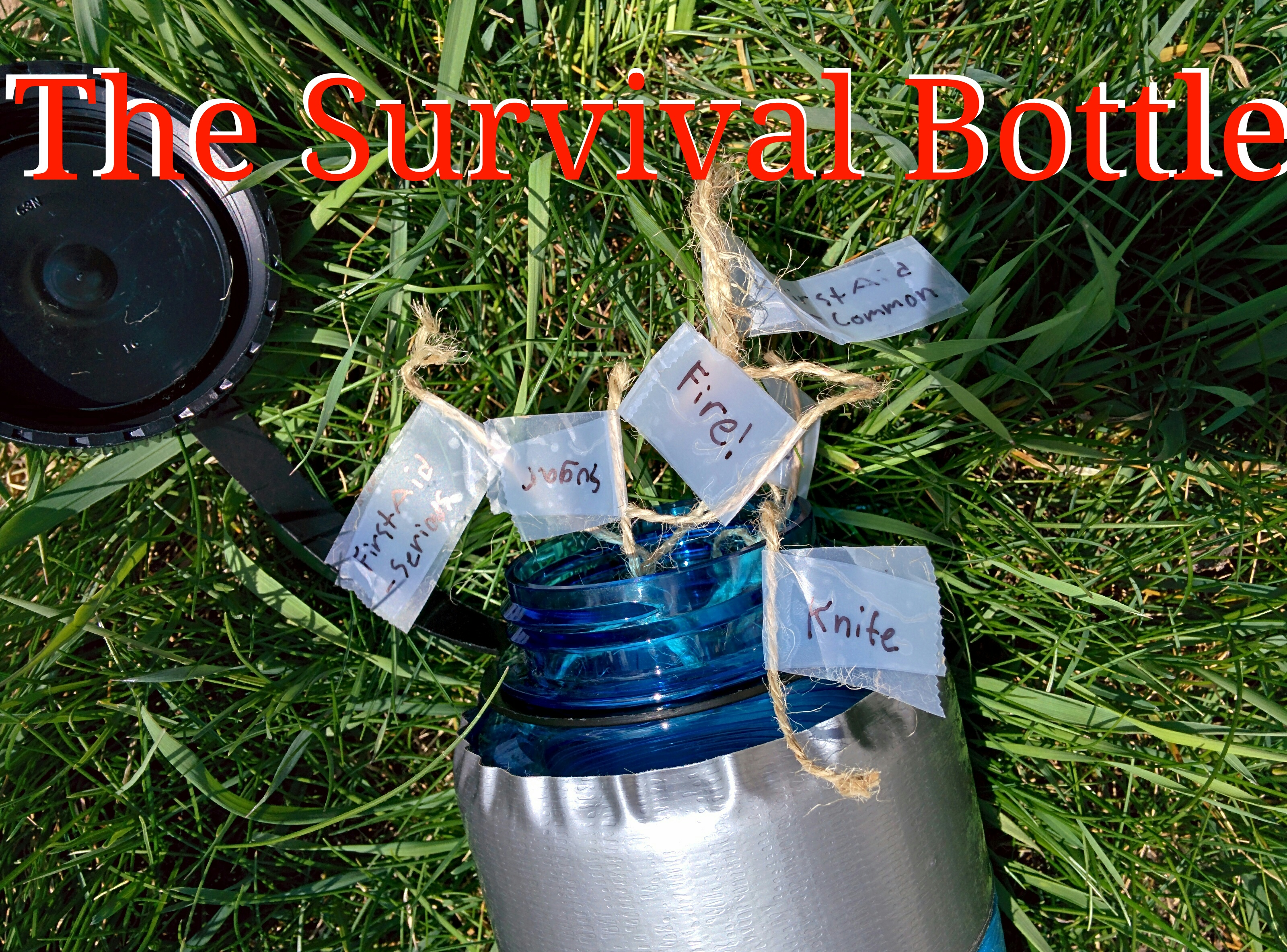Picture of The Survival Bottle