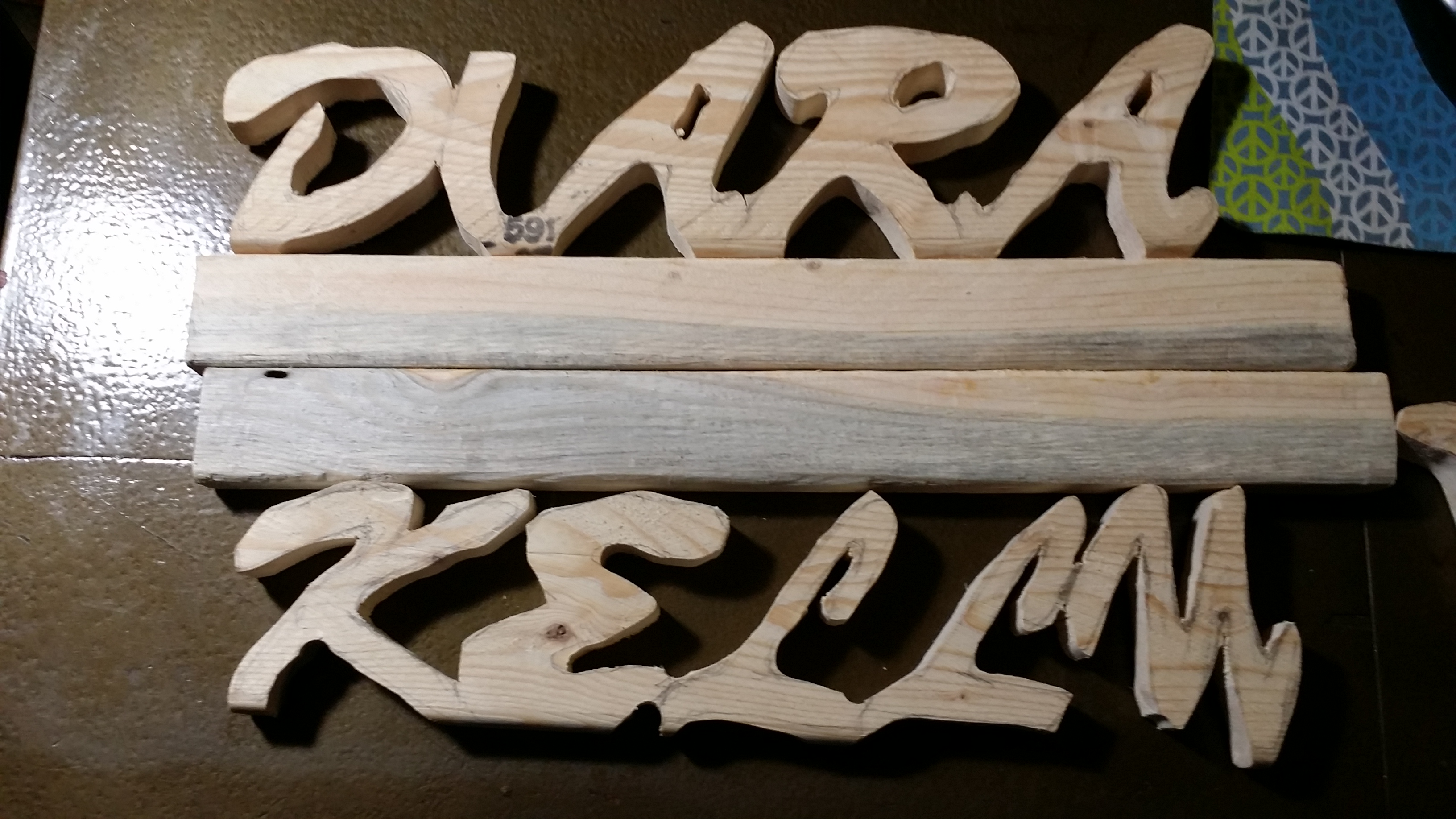 Picture of Carving the Names