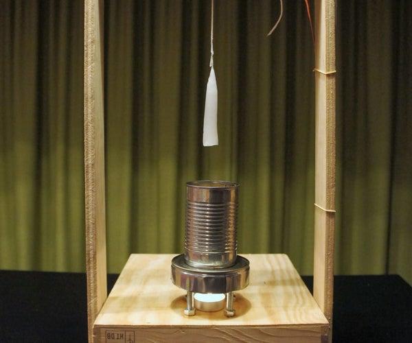 Candle Making Machine (Arduino)