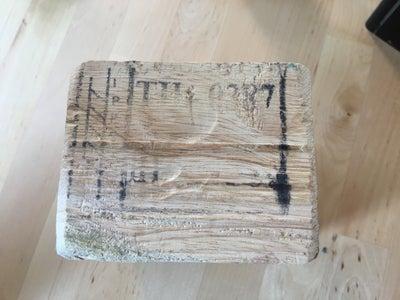 Gathering Parts & Wood Work