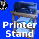 Make a Pocket Hole Printer Stand